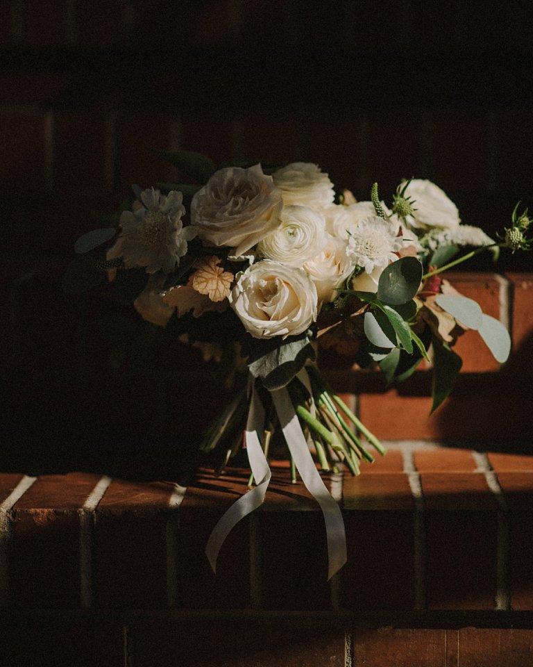 best vancouver wedding bouquet