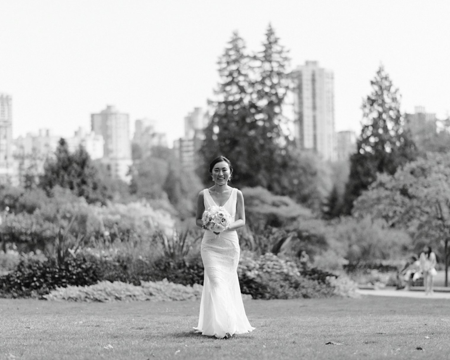 stanley park wedding ceremony