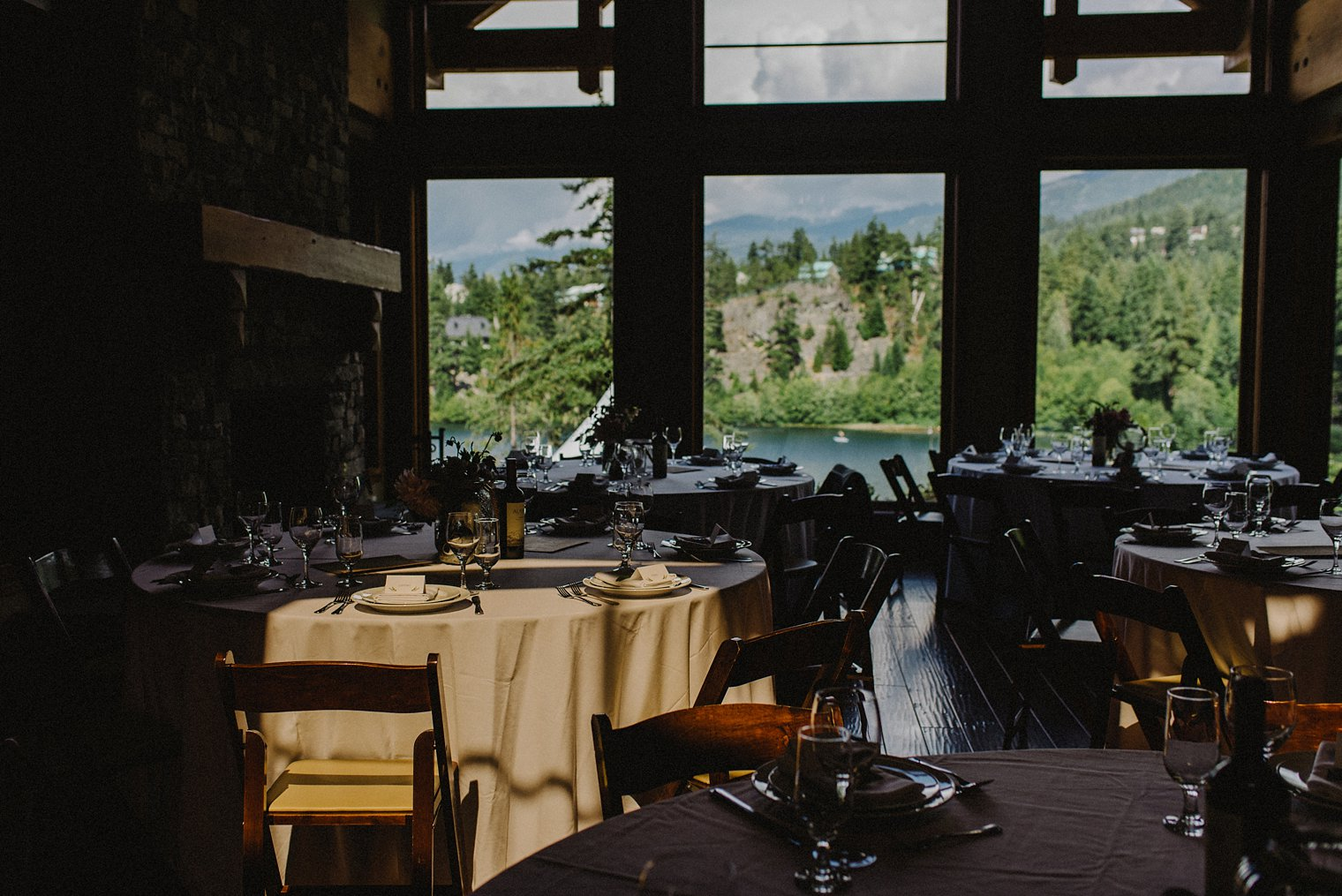 private whistler wedding venue
