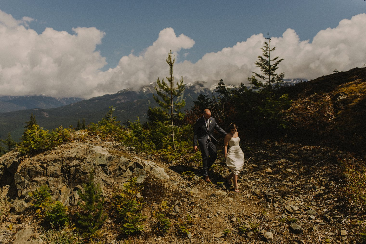 whistler mountain wedding