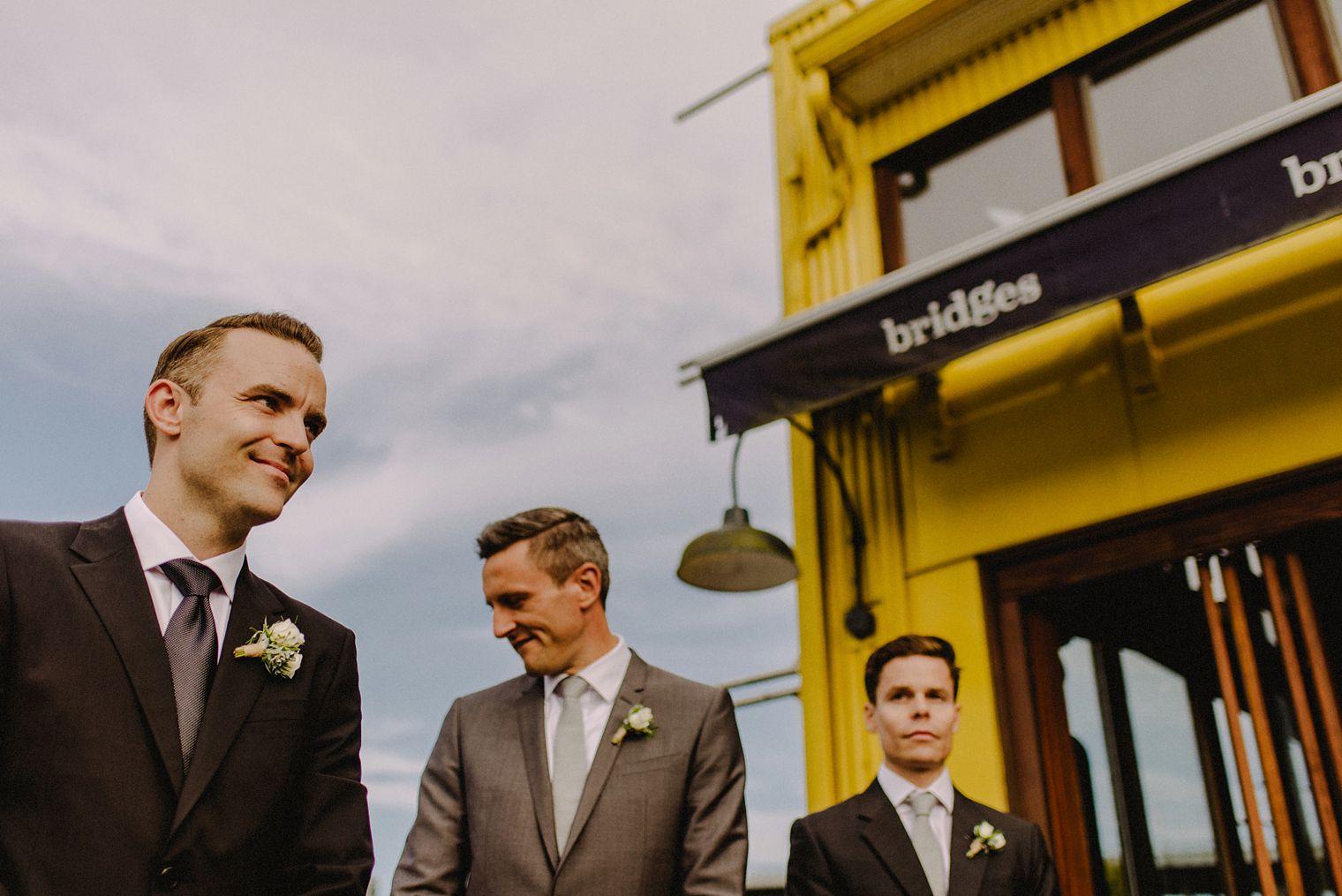 outdoor vancouver restaurant wedding venue