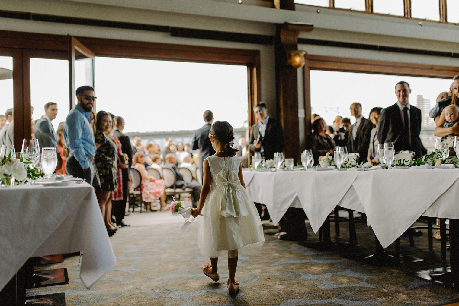 unique vancouver wedding ceremony