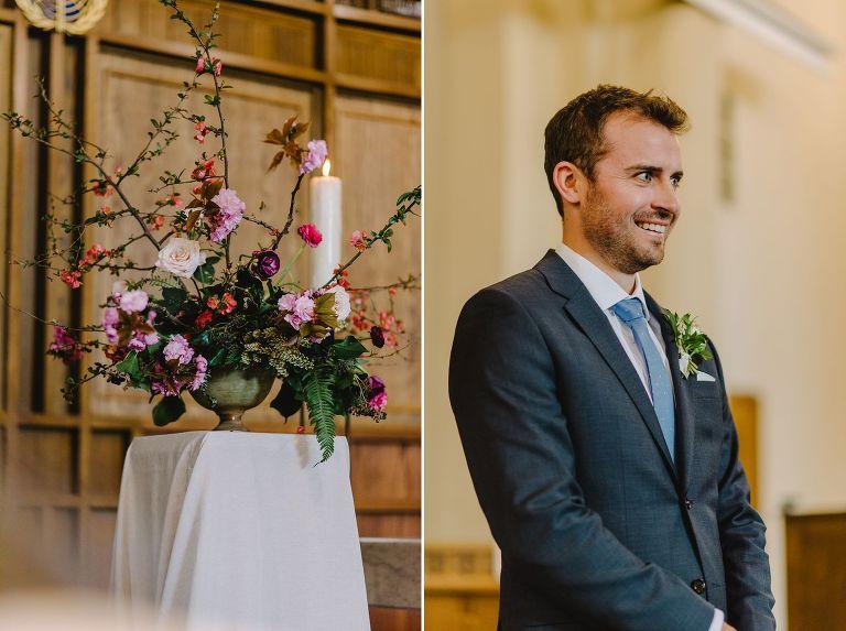 unique vancouver church wedding