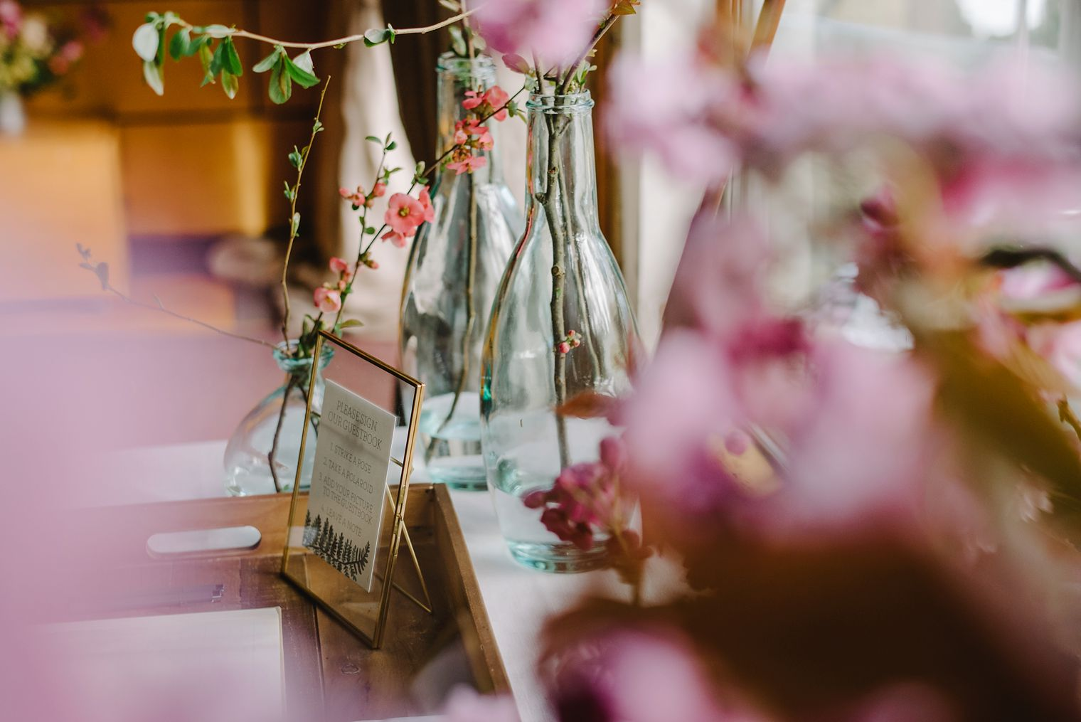 vancouver cherry blossom wedding