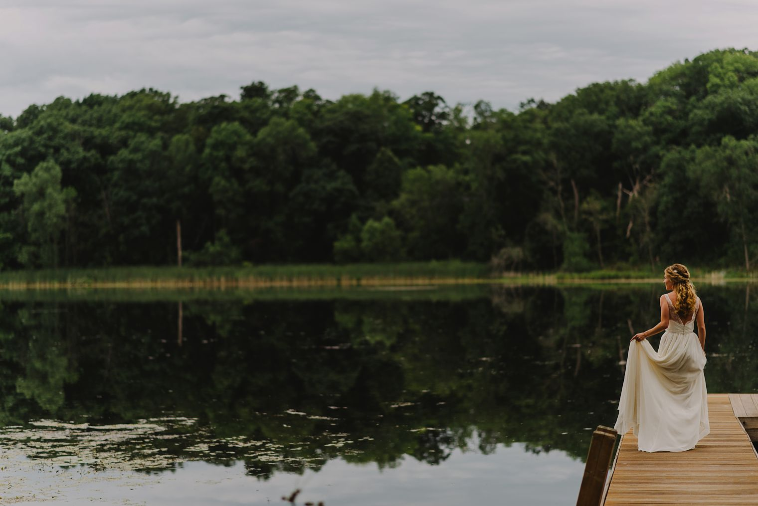 Occonomowoc lake country wedding