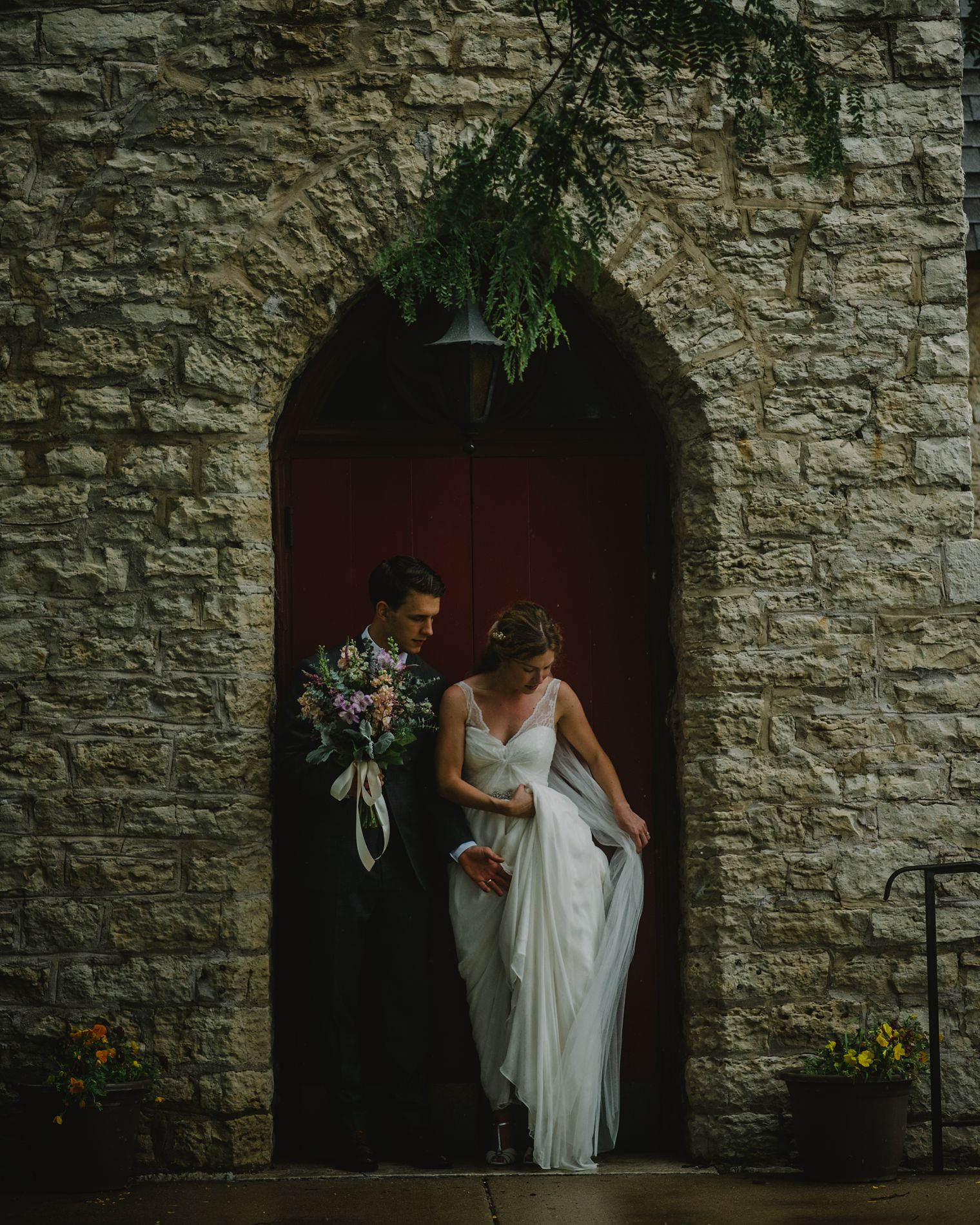dousman church wedding