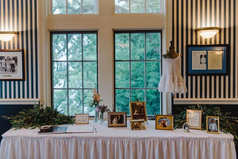 Occonomowoc lake club wedding