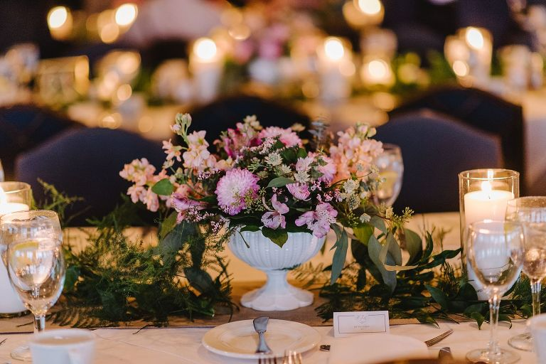 Occonomowoc lake club wedding details
