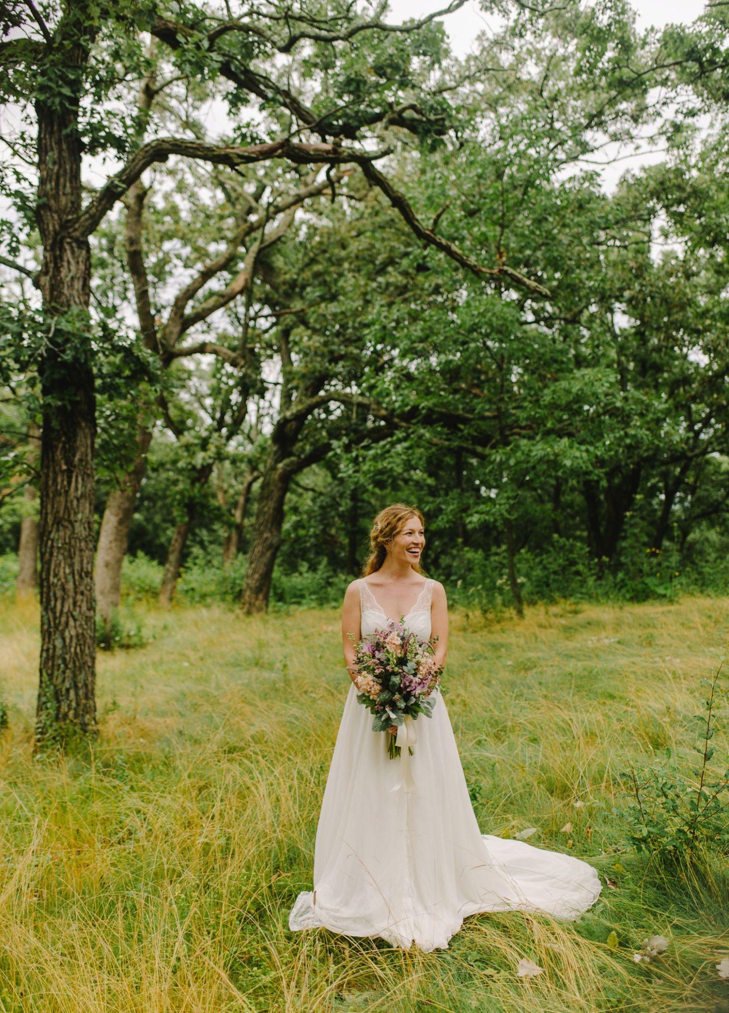 bride in Occonomowoc