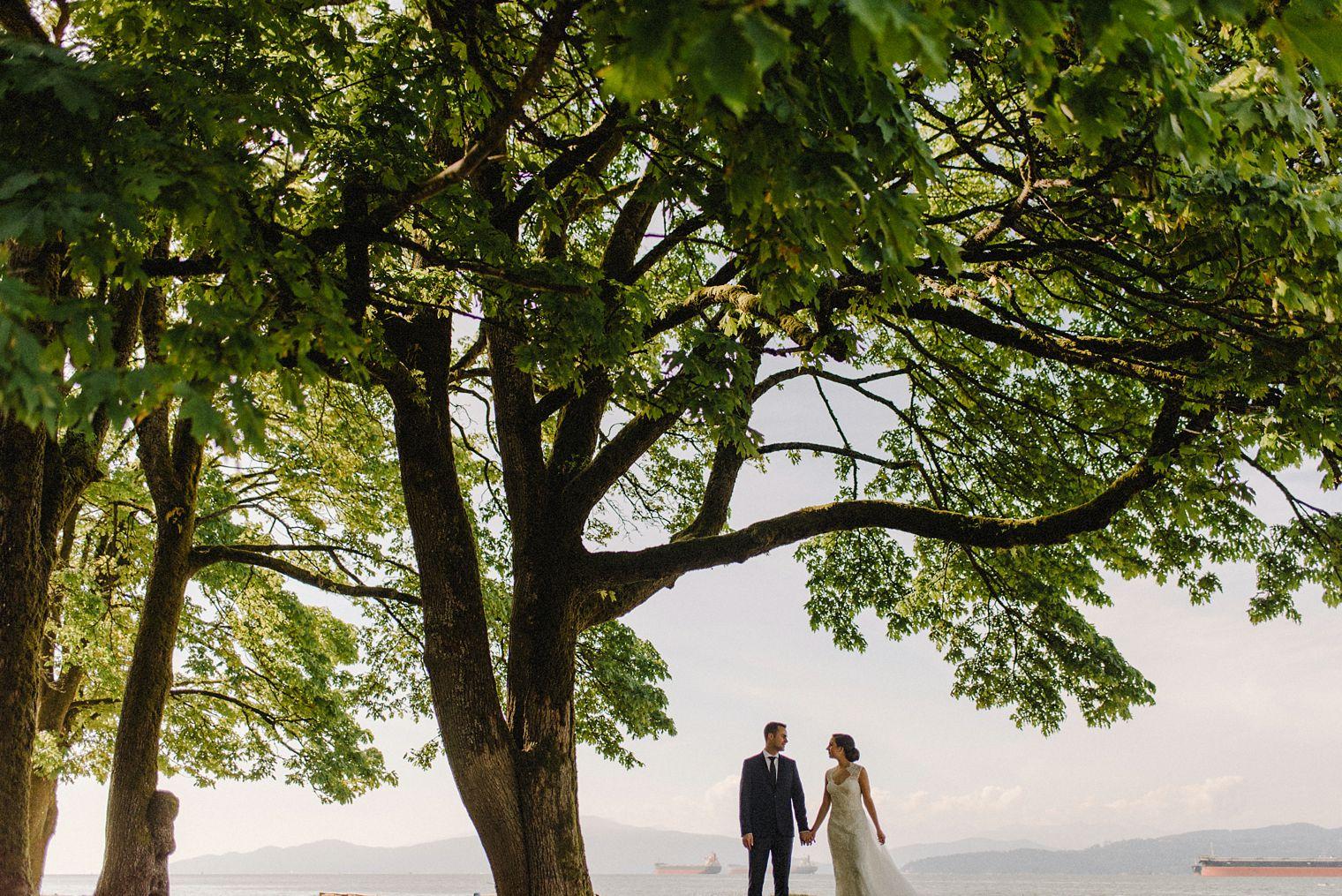 unique vancouver wedding photography