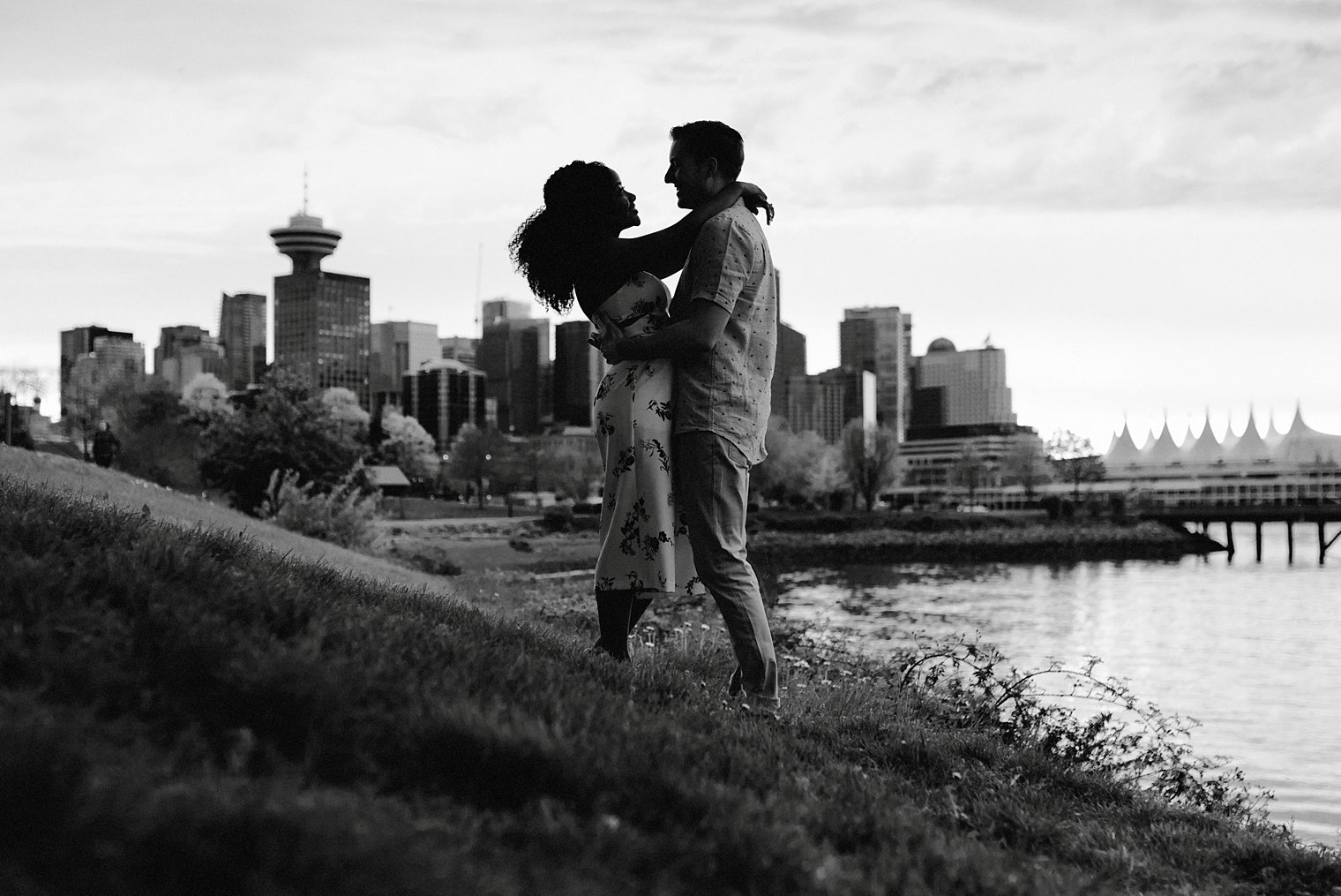 unique vancouver engagement photos