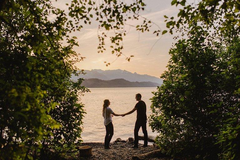 harrison lake camp engagement