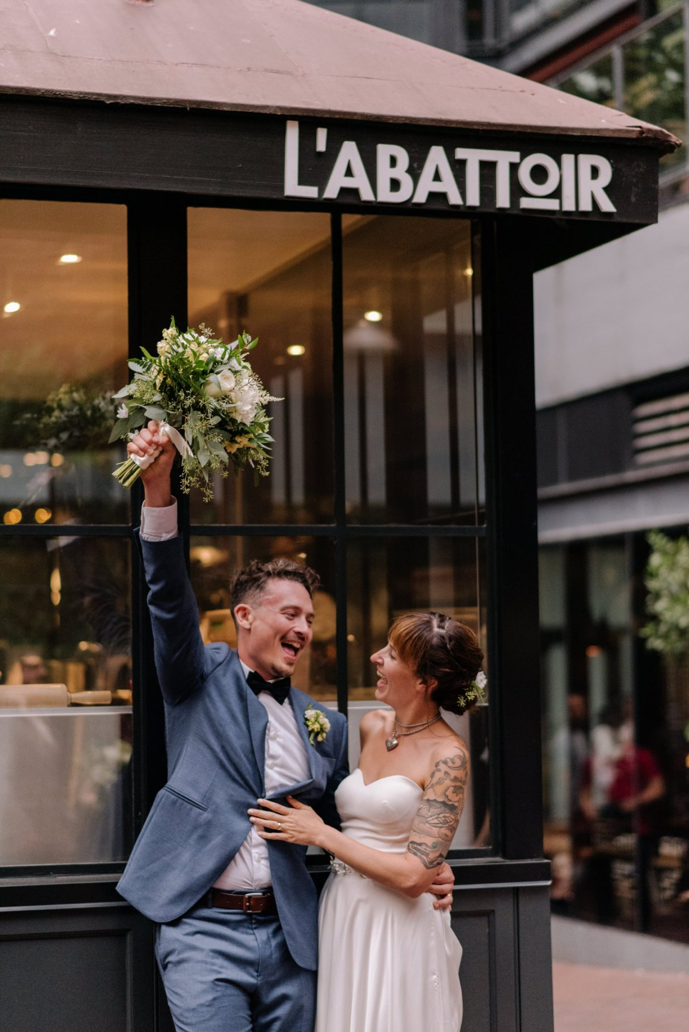 l'abattoir gastown wedding