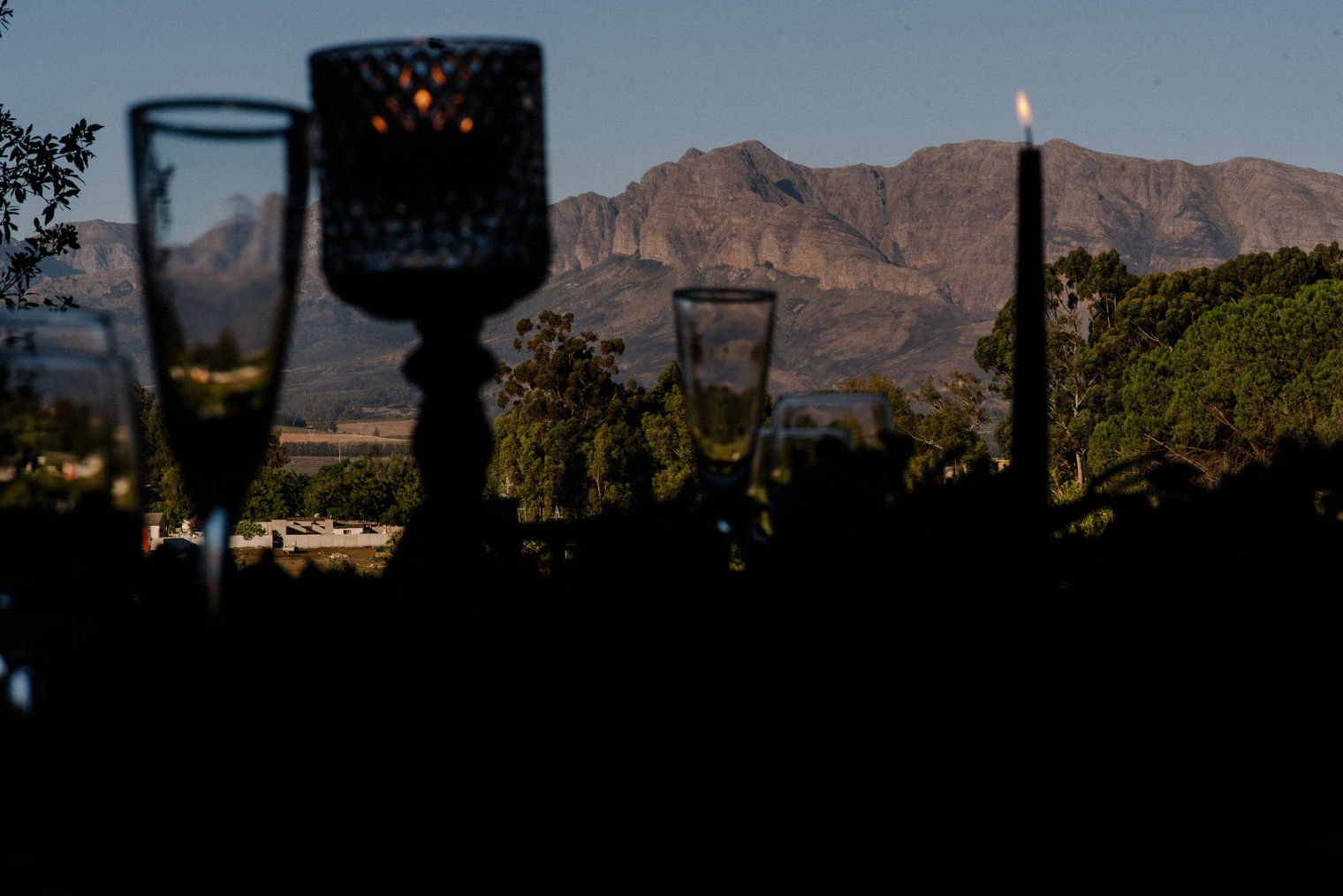 wedding reception at kronenburg in stellenbosch