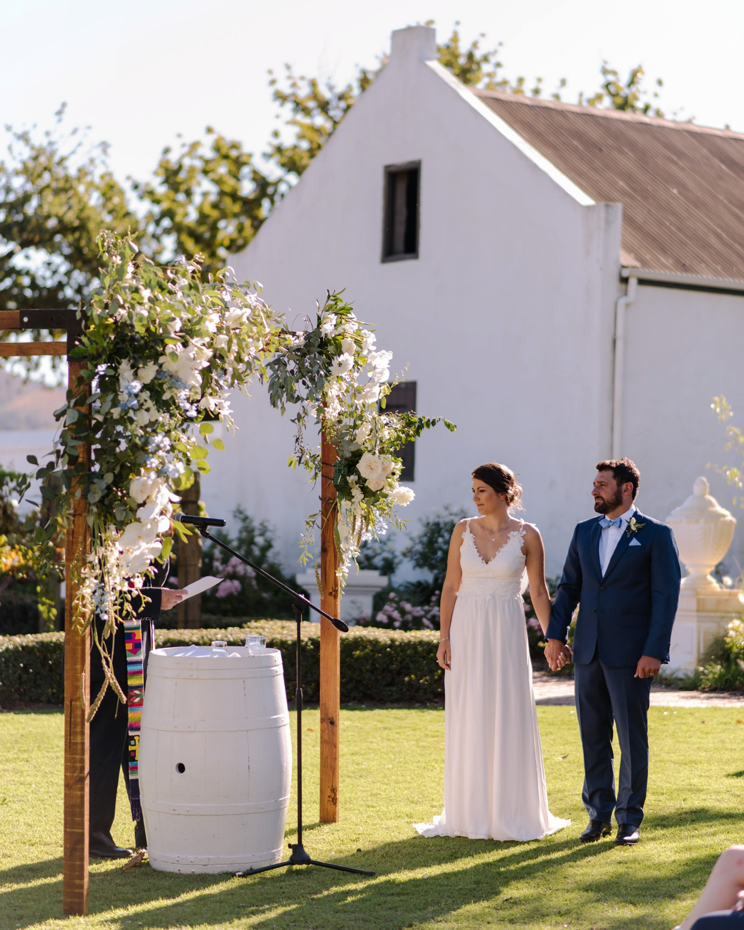 best wedding ceremony venue in franschoek