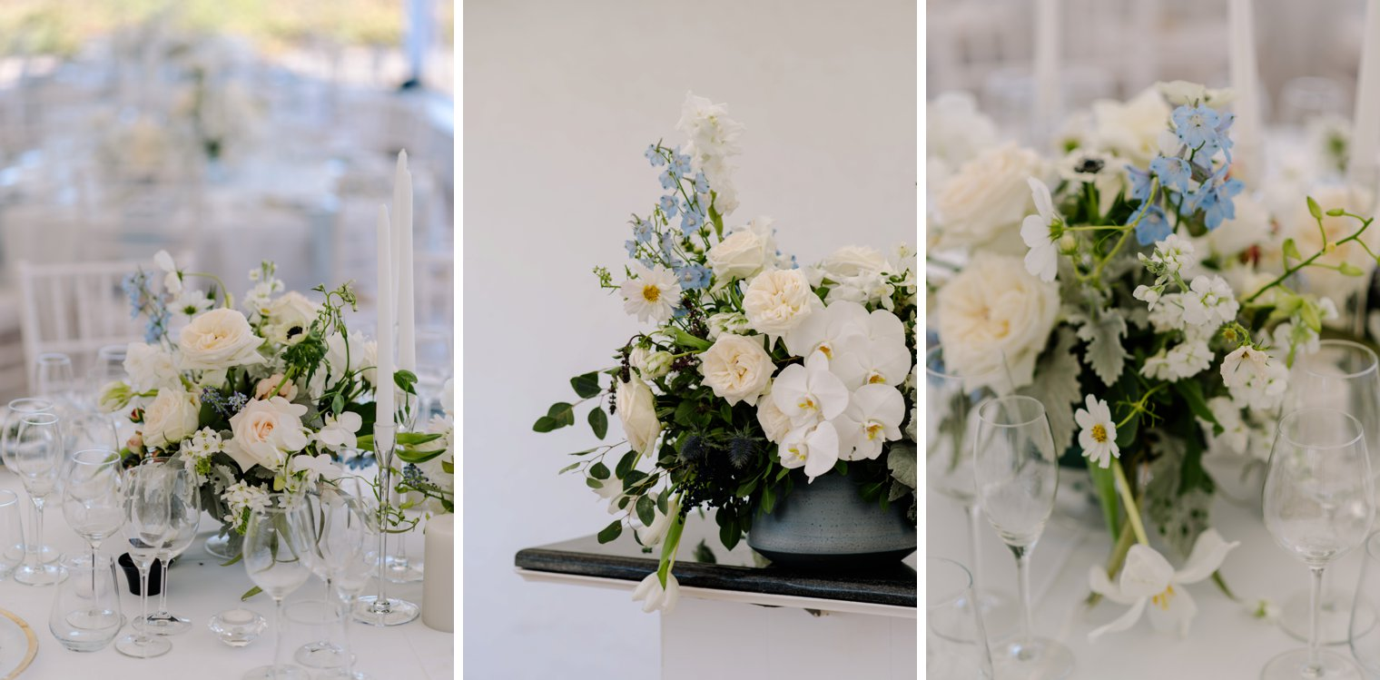 unique wedding florals for stellenbosch wedding