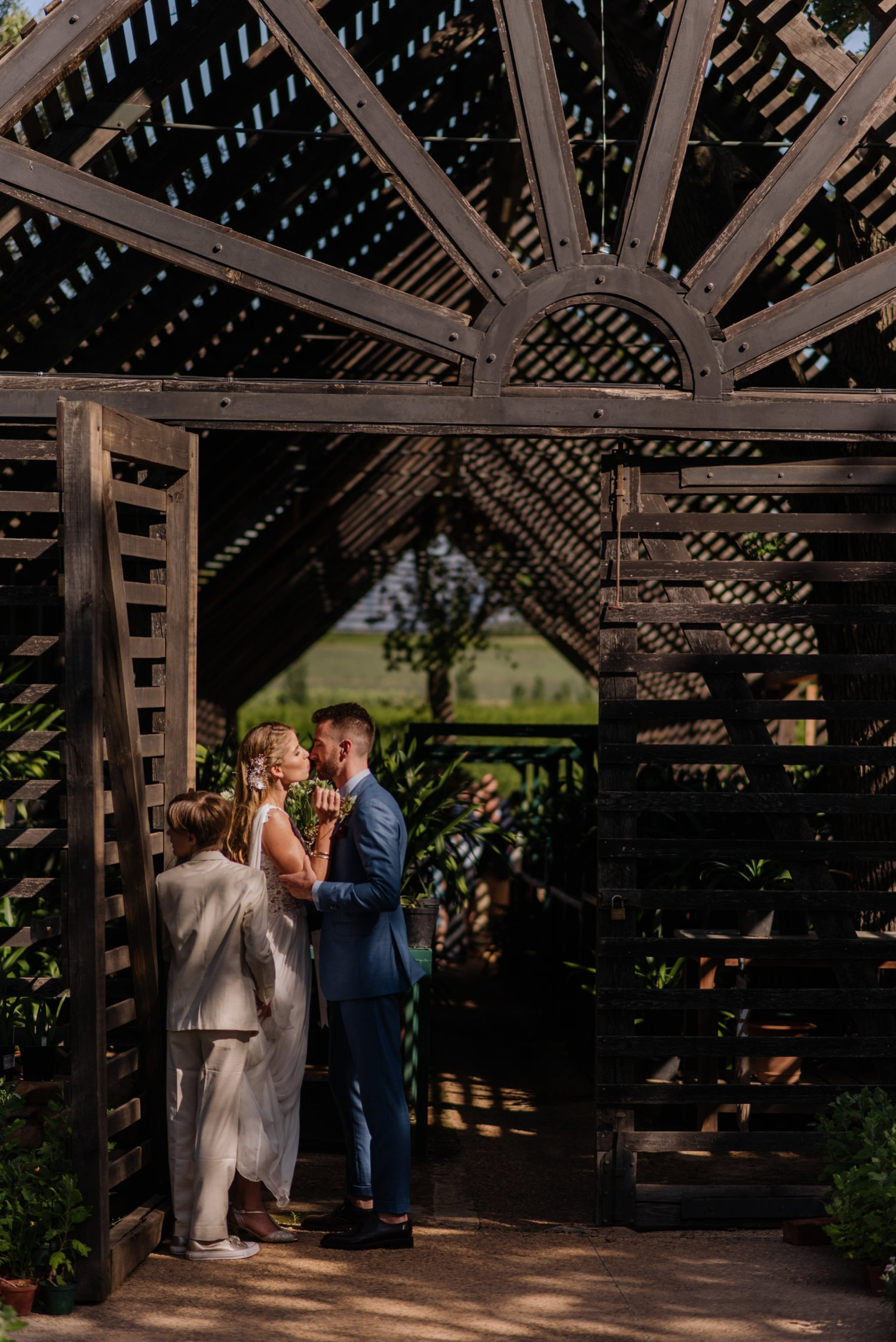 wedding at house of shadows babylonstoren