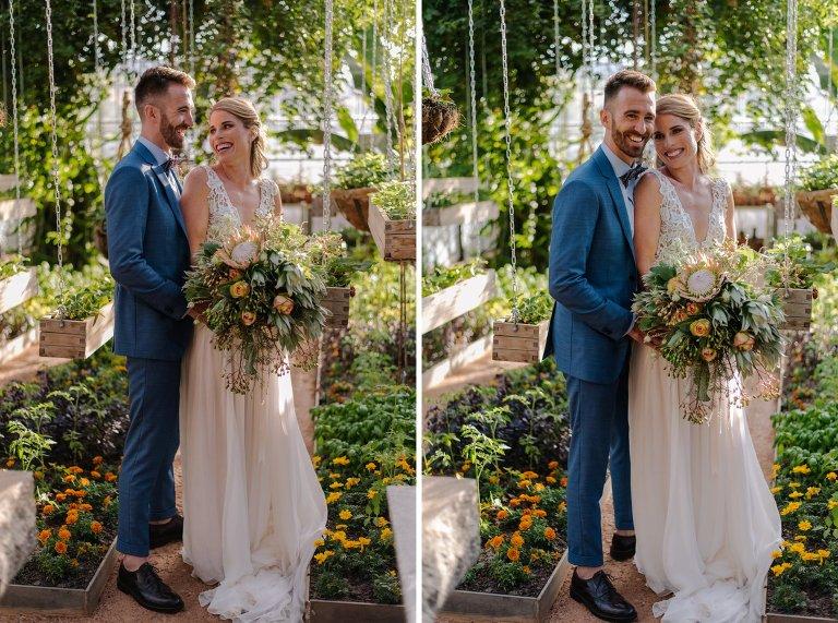 best babylonstoren wedding photos