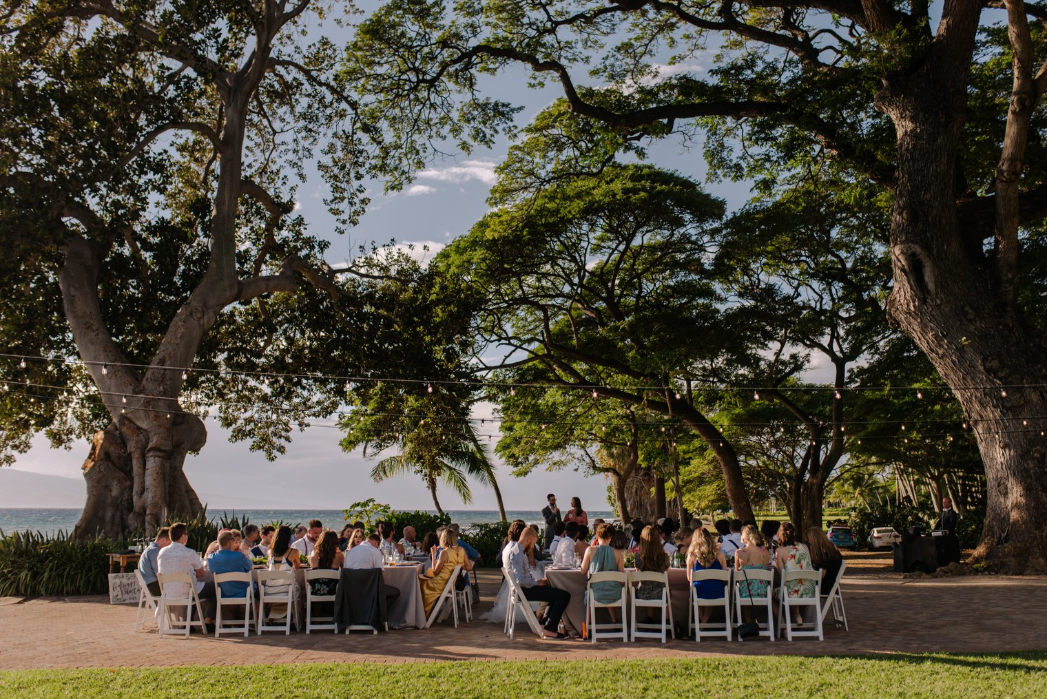 olowalu plantation house wedding photographer