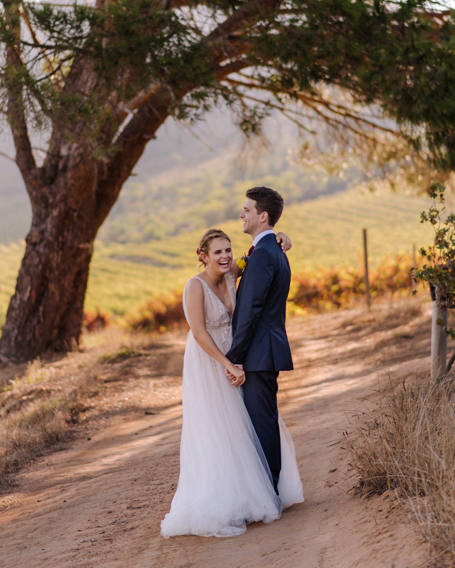 landstcap wedding photography