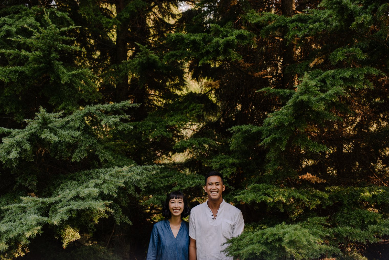 charleson park engagement photos in vancouver