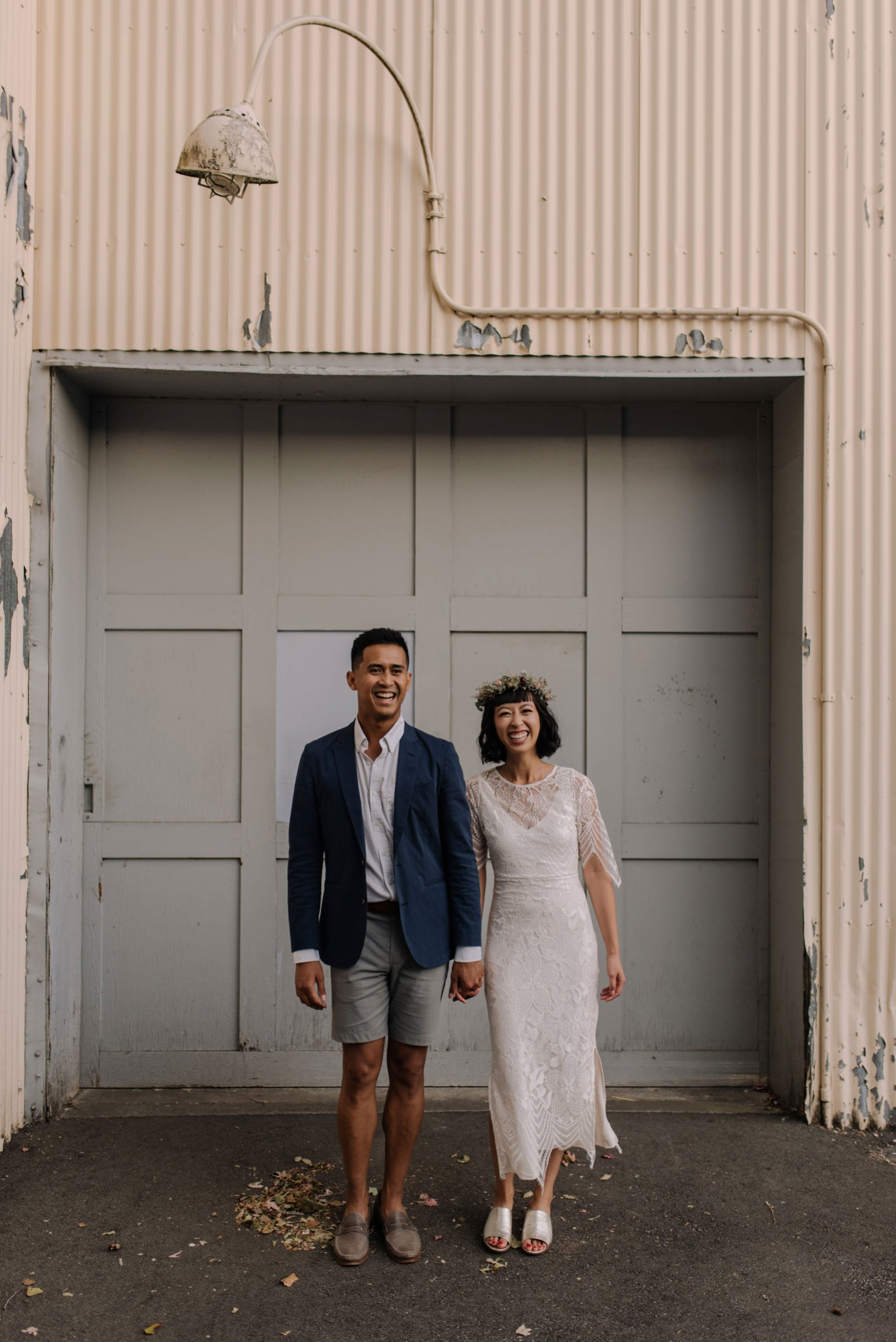 unique granville island engagement photos