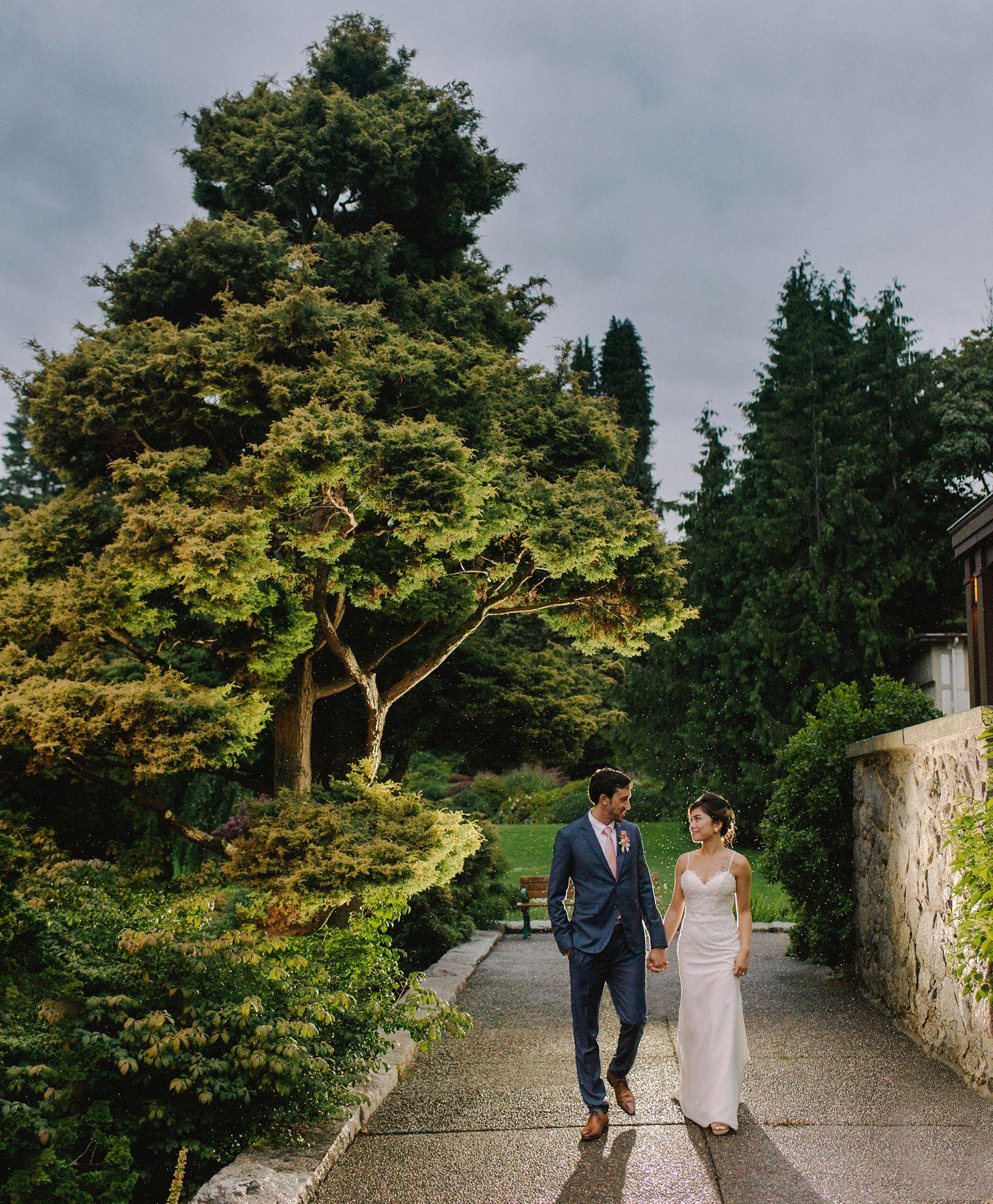 best vancouver mansion wedding venue