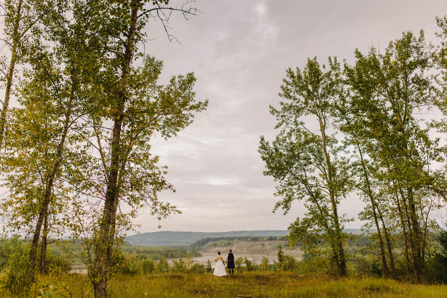 quesnel wedding pictures
