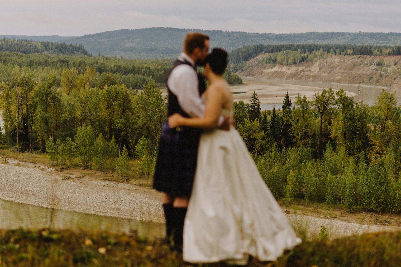 best quesnel wedding photos