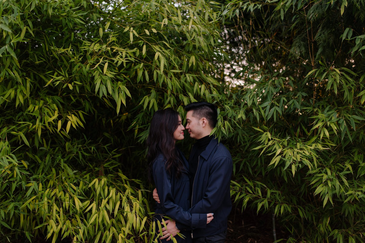 north vancouver engagement session