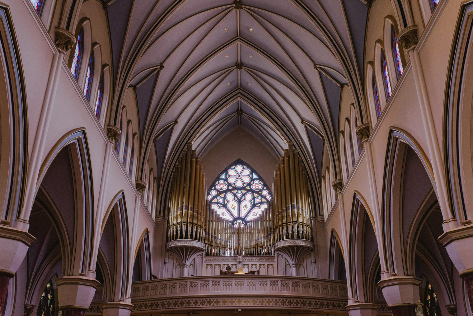 holy rosary cathedral wedding venue