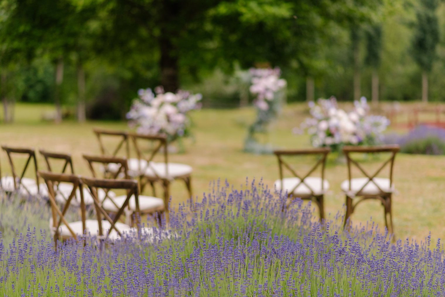 bc lavender farm wedding venue