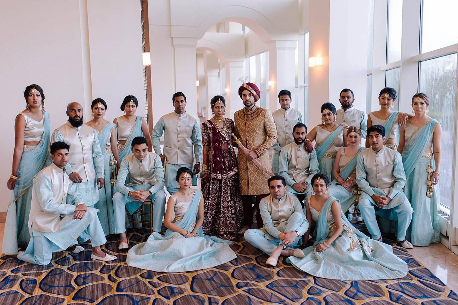 indian wedding at grand hyatt tampa bay
