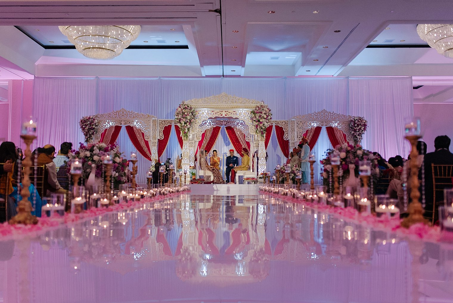 luxury wedding at grand hyatt tampa bay