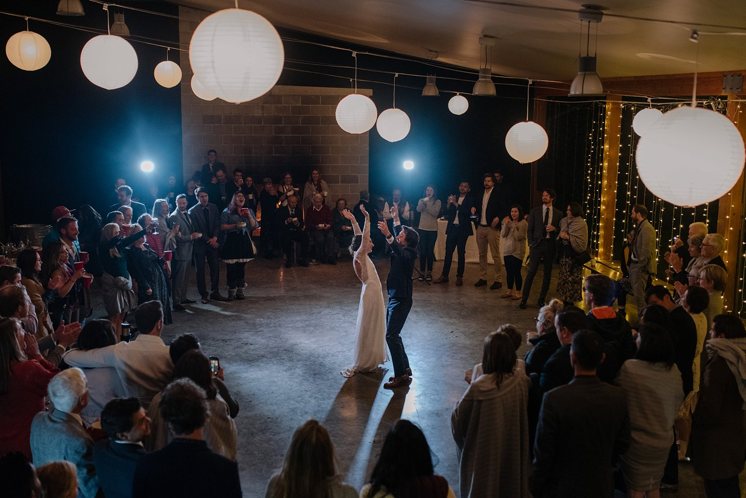 first dance at camp fircom