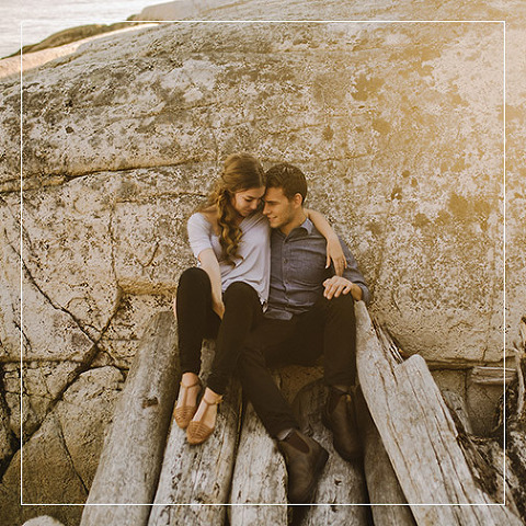 candid engagement photos by vancouver wedding photographer mathias fast